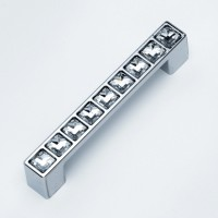 Swarovski Bar Handle Chrome