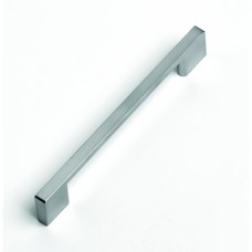 Slim Square D Handles Stainless Steel