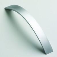 Flat Bow Handle Satin Chrome