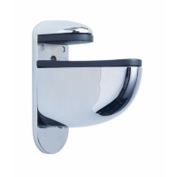 Pelican Beak Shelf Bracket Chrome Finish - Single
