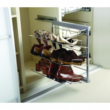 Pull out 3 And 5 Tier Shoe Racks