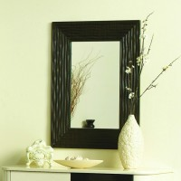 Sahara Carved Bedroom Wall Mirror