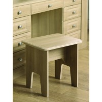 Square Bedroom Stool