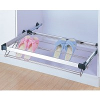 Hafele Bedroom Pull-Out Shoe Rack