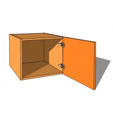 Top Box/Bridging Unit - Single Door - 420mm High - 600mm Deep