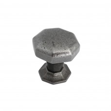 Crofts and Assinder Montrose Cabinet Knobs in Iron Lacquer