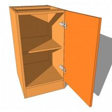 Bedroom Cabinet Highline Single Door 480mm Deep