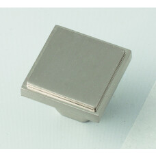 Square Knob - Stainless Steel