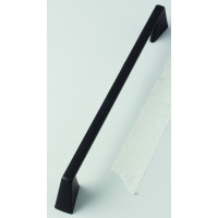 Wedge bar Handles in Matt Black